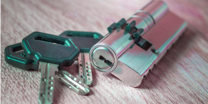commercial deadbolt lock - Door Lock Boston
