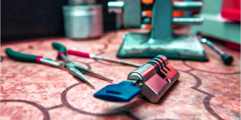 commercial security lock - Door Lock Boston