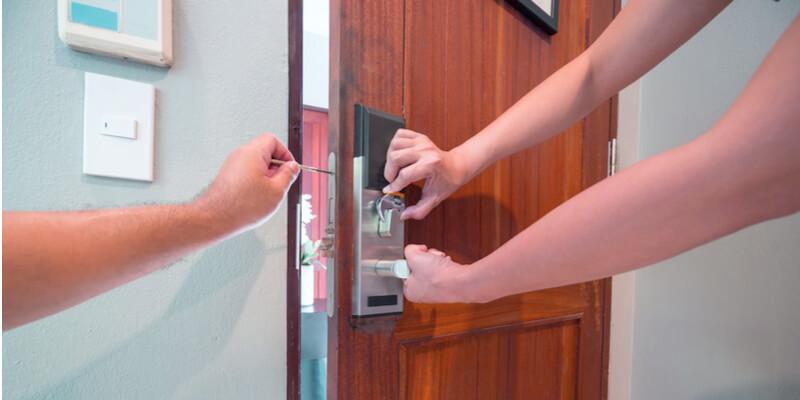 lock change - Door Lock Boston
